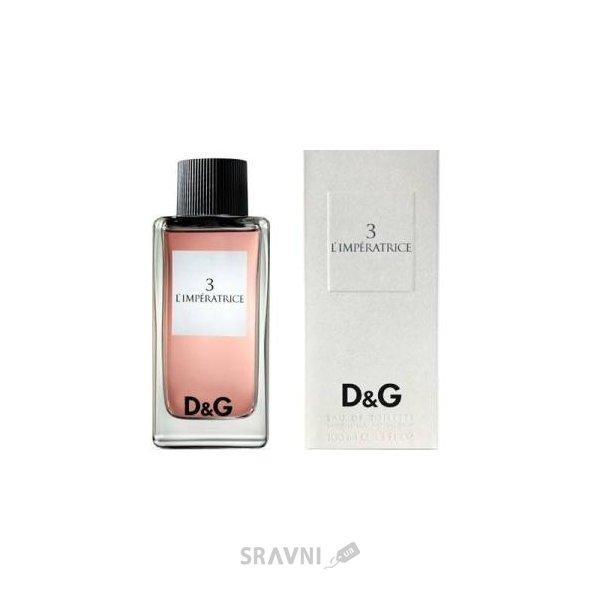 Dolce   Gabbana Anthology L Imperatrice 3 EDT - купить в Симферополе ... 25cd916f52b