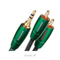 Фото AudioQuest Evergreen 3.5mm-RCA 1.5m (EVERG01.5MR)