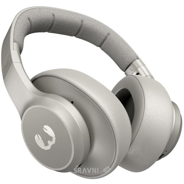 Наушник Fresh 'n Rebel Clam ANC Wireless Headphone Over-Ear Ice Grey