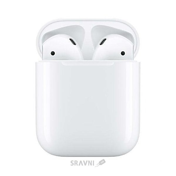 Наушник Apple AirPods 2 with Charging Case (MV7N2)