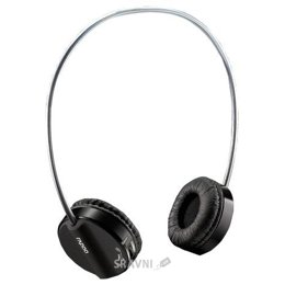 Цены на Rapoo H3050 Grey wireless (H3050 Grey) Наушники и гарнитура Rapoo H3050 Grey wireless (H3050 Grey) Доставка Киев и по Украине., фото