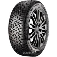 Фото Continental ContiIceContact 2 SUV (275/40R20 106T)