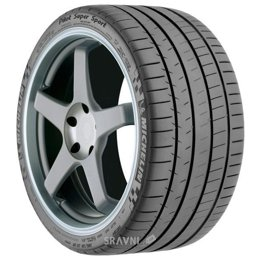 Цены на Michelin Pilot Super Sport Acoustic 245/35 R20 95Y, фото
