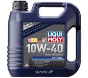 Фото Liqui Moly Optimal 10W-40 4л
