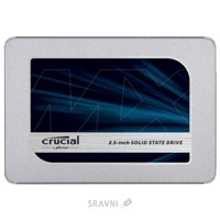 Фото Crucial MX500 2.5 500GB (CT500MX500SSD1)