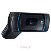 Фото Logitech Webcam B910 HD