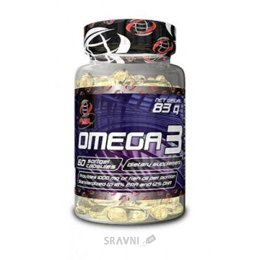 All Sports Labs Omega 3 60 caps