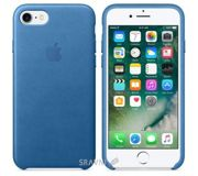 Фото Apple iPhone 7 Leather Case - Midnight Blue (MMY42)